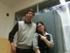 Claudio e Valentina... il terrore dei mixer!