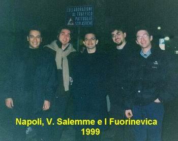 Napoli, 1999