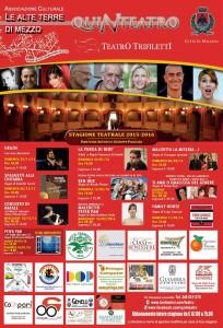 Rassegna Teatro Trifiletti 2015 2016