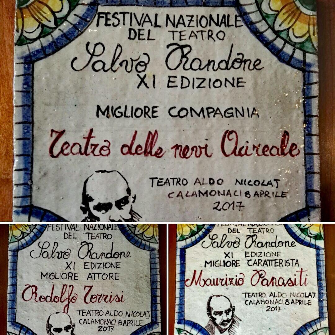 """Premio Nazionale """"Salvo Rando..."""